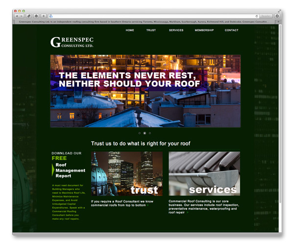 Greenspec Consulting